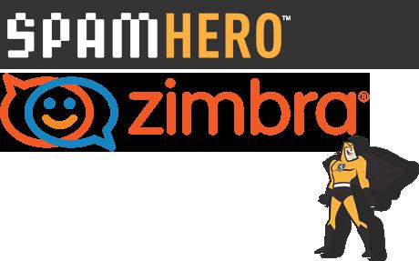 Zimbra & SpamHero