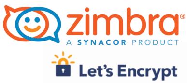 Instalação do certificado Let's Encrypt para zimbra 8.8.x